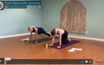 Protected: Core Work with Jacinthe