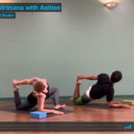 Protected: Level 2 Ustrasana with Ashlee